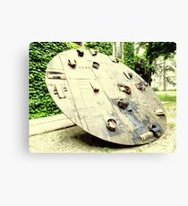 Sculpture Canvas Print