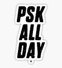 PSK ALL DAY Sticker