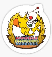 Chocobo Festival, Final Fantasy XV Sticker