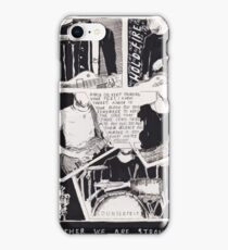 together we are stronger iPhone Case/Skin
