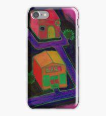 Isometric bar iPhone Case/Skin