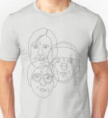 3 Brüder - Darjeeling Limited Slim Fit T-Shirt