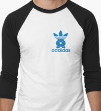 ODDIDAS Men's Baseball ¾ T-Shirt