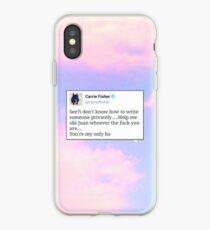 Help Me Obi Juan iPhone Case
