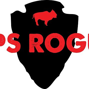 NPS Rogue-100% Proceeds go to NPS Donation by thecraftydino
