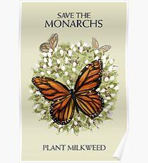 Got Milkweed? Poster