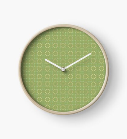 Country Kitchen by Julie Everhart Clock