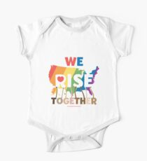 We Rise Together Kids Clothes