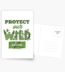 Protect Our Wild Places Postcards
