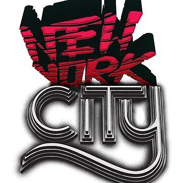 NEW YORK CITY by monsieurlaw