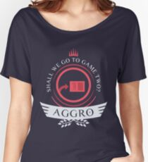 Magic the Gathering - Aggro Life V2 Women's Relaxed Fit T-Shirt