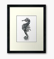 Steamhorse  Framed Print