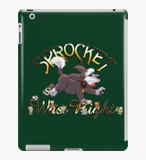 Sprocket was Right iPad Case/Skin