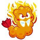 #digistickie Hot Tempura by MissChatZ