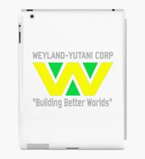 Weyland-Yutani Corporation iPad Case/Skin