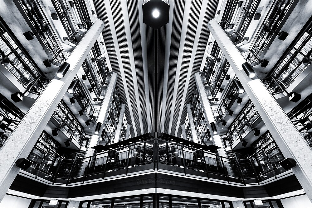 Great Library of Palanthas 3 by John Velocci