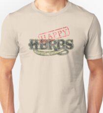 Happy HERBS (Cheech & Chong) T-Shirt