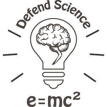 Defend Science by Black-Fox