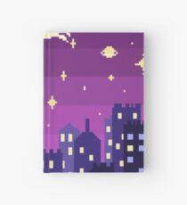 Sailor Moon save the pixel world Hardcover Journal