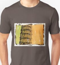Leaning Tower of Pisa, Italy.  Watercolor painting T-Shirt