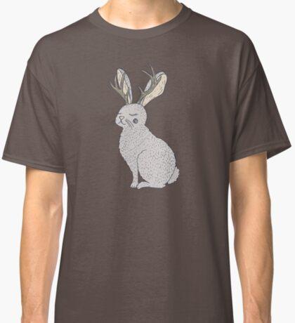 Serene Jackalope Classic T-Shirt