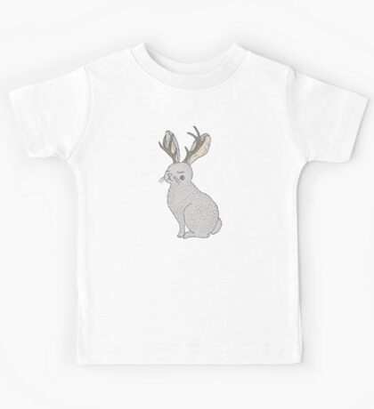 Serene Jackalope Kids Clothes