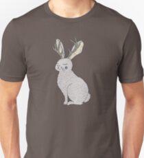 Serene Jackalope Unisex T-Shirt