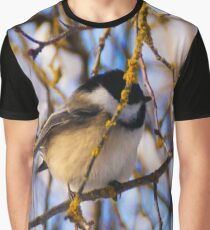Snow Birdy Graphic T-Shirt