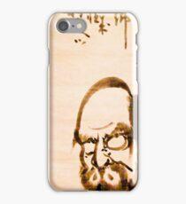Bodhidharma iPhone Case/Skin