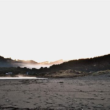Bethells Beach by aaliaa