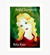 Artful Deception Art Print