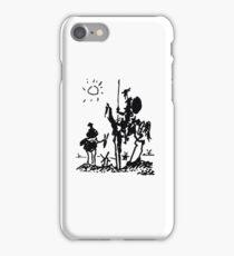 Don Quixote iPhone Case/Skin