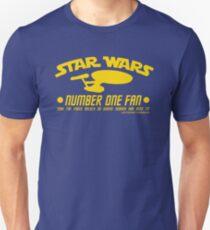 No 1 Fan for Pedants Unisex T-Shirt