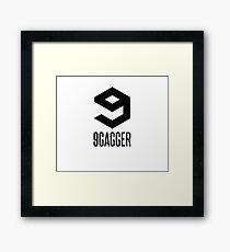 9gagger Framed Print