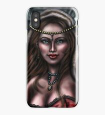 Lady iPhone Case