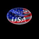 made in the USA badge style by sjbaldwin