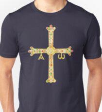 Asturias Cross Unisex T-Shirt