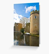 Whittington Castle #4 Greeting Card