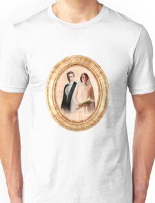 Mary and Matthew Crawley Unisex T-Shirt
