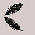 Birds of a feather by Rachel Kelly