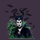maleficent by Rachel Kelly