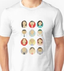 In the Heights Busts Unisex T-Shirt