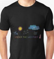 Under the weather Unisex T-Shirt