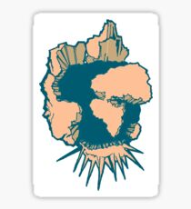 Carribean Sticker