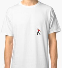 Tiger Woods Fist Pump Classic T-Shirt