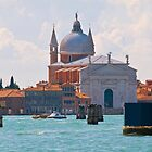 Chiesa del Redentore by dunawori