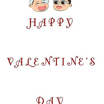 valentines day yoi by gargantua
