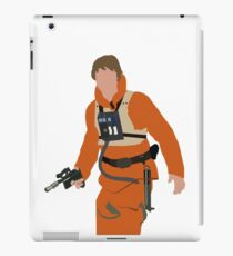 Luke Skywalker iPad Case/Skin