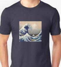 The Great Wave off Kanagawa Unisex T-Shirt