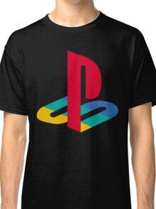 Playstation Logo t shirt Classic T-Shirt